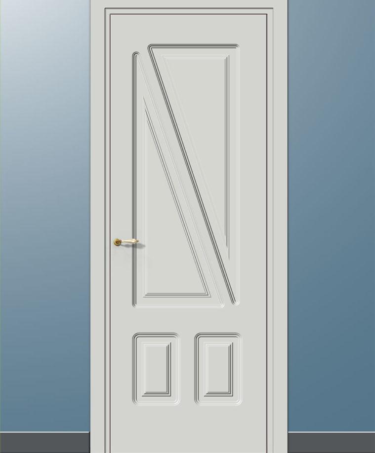 Puerta Lacada 1