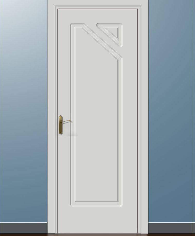 Puerta Lacada 4